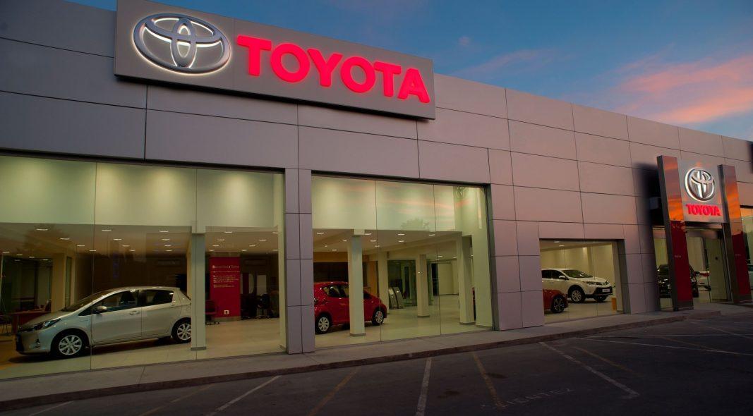 Toyota reduce un 18% el consumo de energía de sus concesionarios
