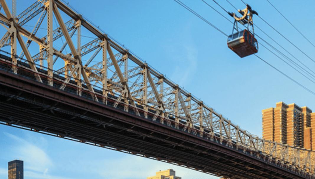 Historias de Nueva York: Roosevelt Island y su encantador teleférico