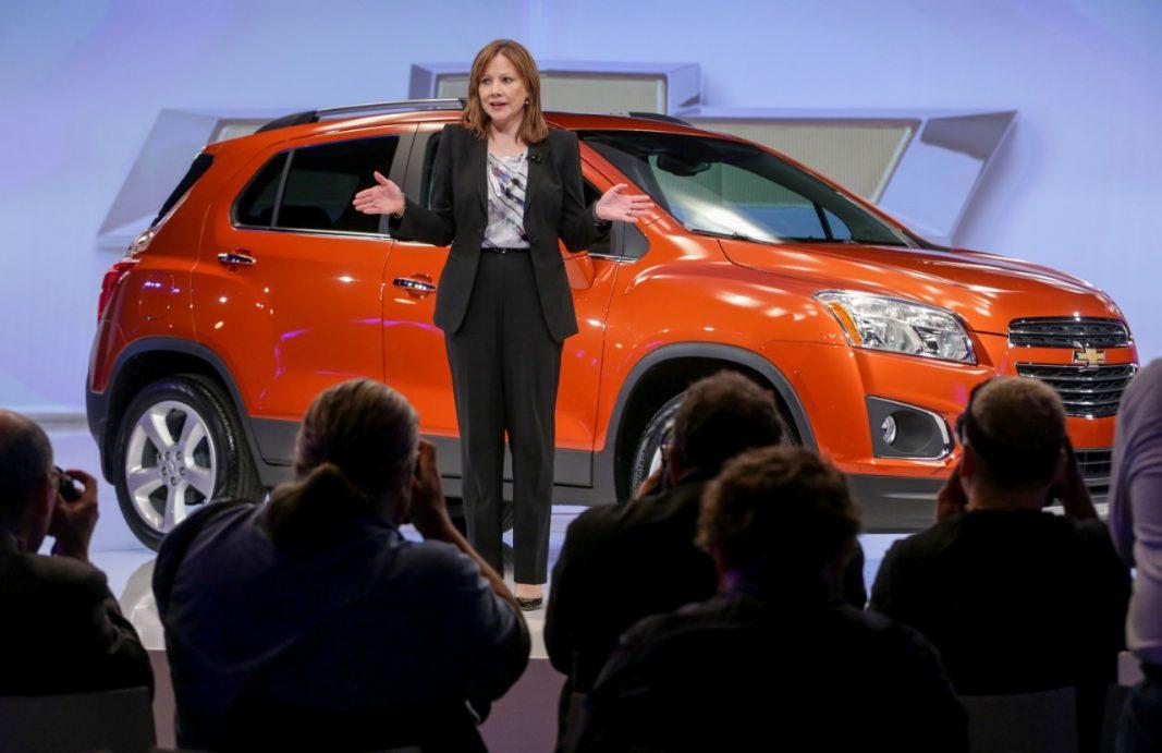 Las ventas a flotas de General Motors crecieron un 24% en EEUU en 2014