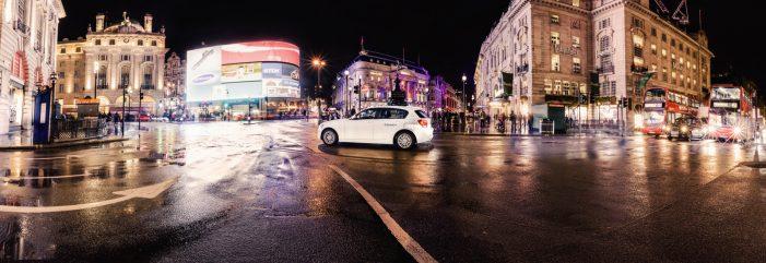 BMW se centra en el espacio para conquistar al cliente londinense de carsharing