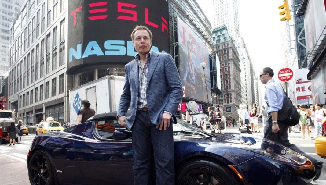 Tesla ampliará capital para captar 2.000 millones