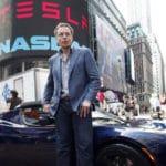Tesla niega que sus vehículos aceleren de forma no intencionada