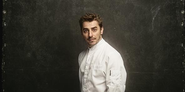 Jordi Roca, el conocido y televisivo pastelero de El Celler de Can Roca, está al frente de Rocambolesc junto con su mujer, Alejandra Rivas.