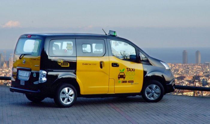 """Taksee lanza la fórmula """"compartir taxi"""" en 40 ciudades españolas"""