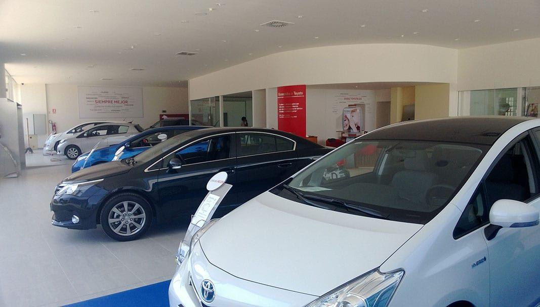 Toyota recorta sus ventas europeas pero mejora su cuota hasta el 6,1%