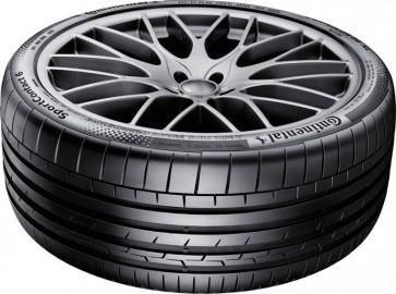 Los nuevos neumáticos Continental para volar a 350km/h