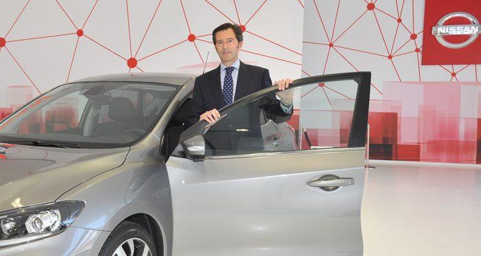 Nissan quiere el 5% del canal de empresas