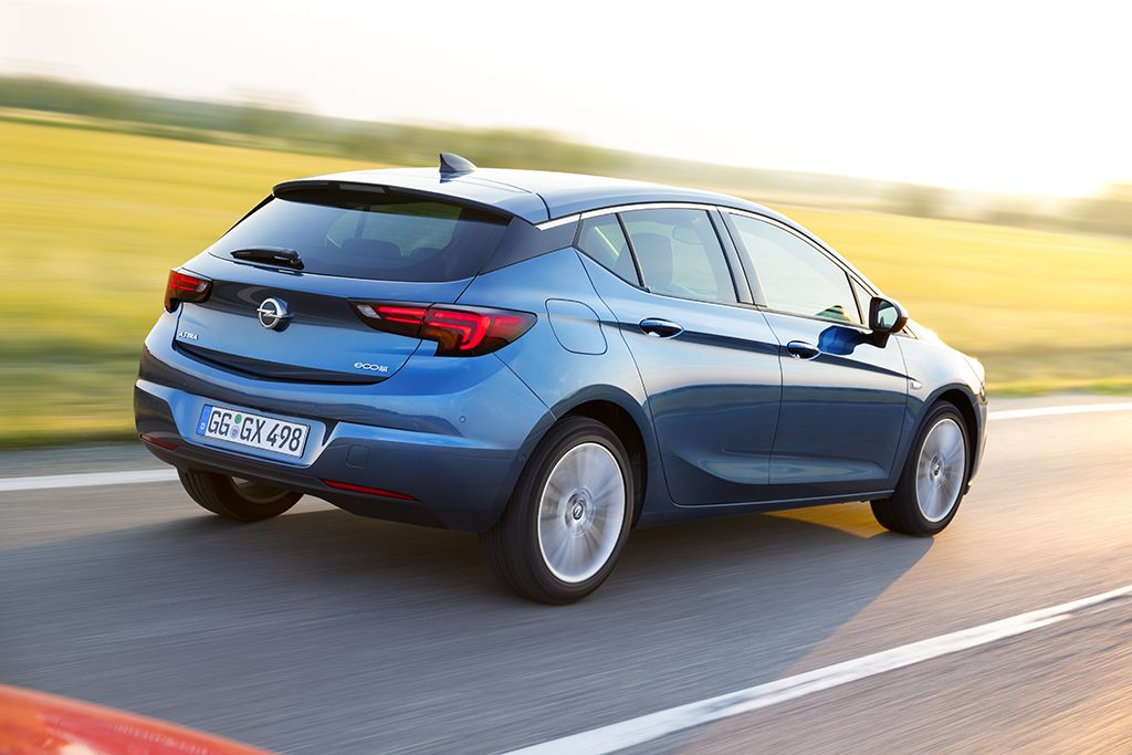 Opel, Astra