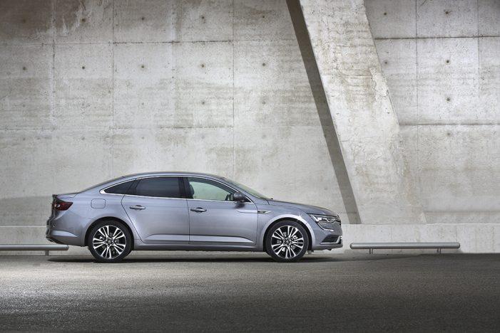 Renault Talismán: Salto cualitativo al territorio 'business'