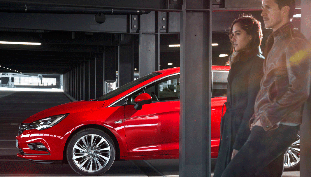 Opel elevará las ventas a flotas del Astra en un 40% este ejercicio