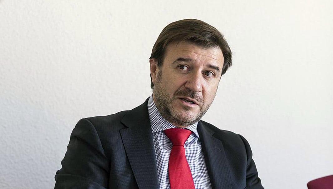 José Antonio San Pedro es director de Flotas de GM España.