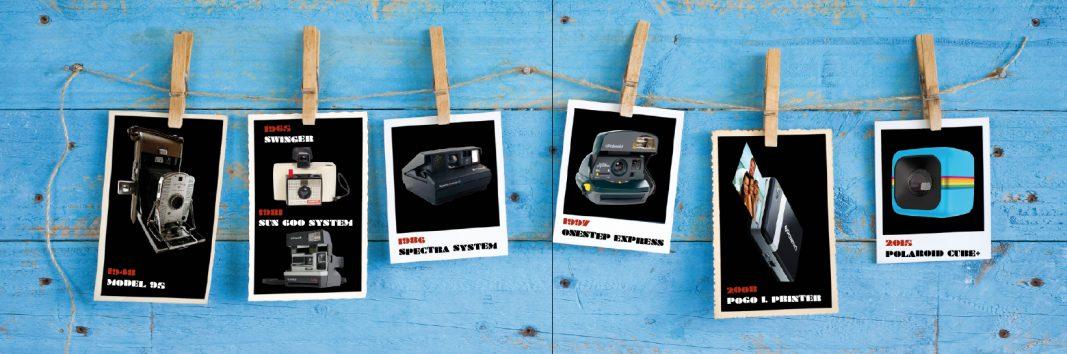 Polaroid, la gran vida de un cubo con historia