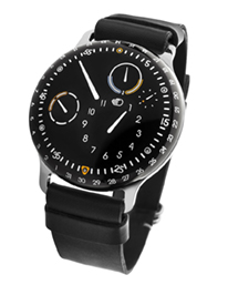 La historia de un reloj maravilloso ( y líquido)