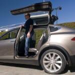 Presentación del Tesla Model X