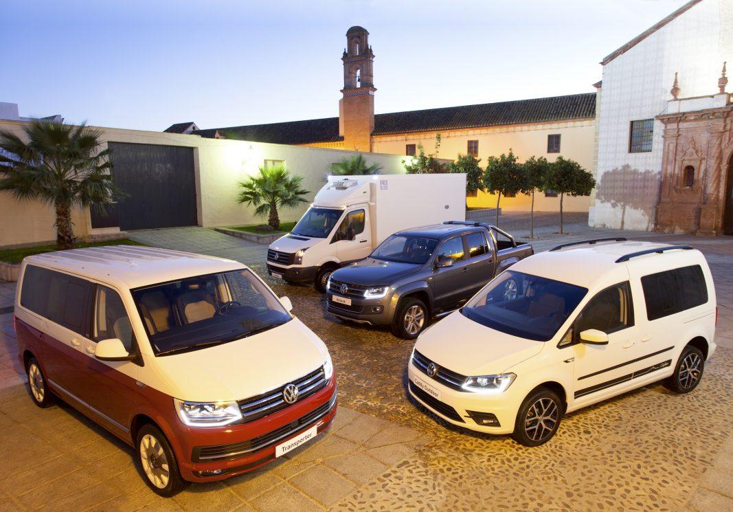 Volkswagen incrementará en un tercio sus ventas de comerciales en 2016