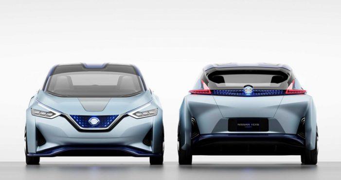 La inteligencia Artificial del concepto IDS de Nissan