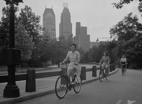 Historias de Nueva York: De paseo por el parque