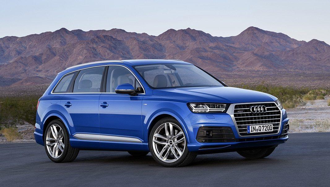 Nuevo Audi Q7: Dimensión Ejecutiva 3.0