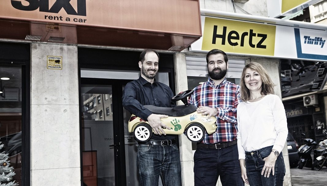 Alquilando un automóvil: las cartas sobre la mesa (y boca arriba), Mytripcar