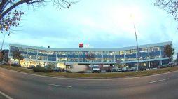 Nueva sede corporativa de ALD AUTOMOTIVE, en las afueras de Madrid. // FOTOGRAFÍA: ALD