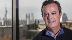 José María Terol es consejero delegado de Mazda España. FOTOGRAFÍA: Daniel Santamaría.