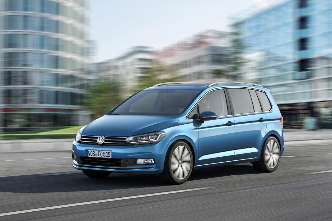Touran, la llave mejor guardada de Volkswagen para flotas
