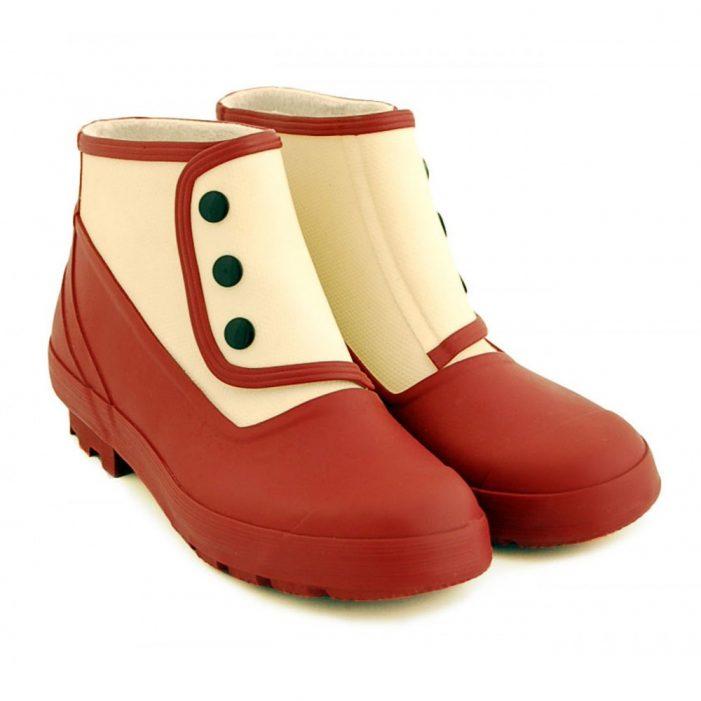 Botas de agua (Spats Boots) que crean tendencia