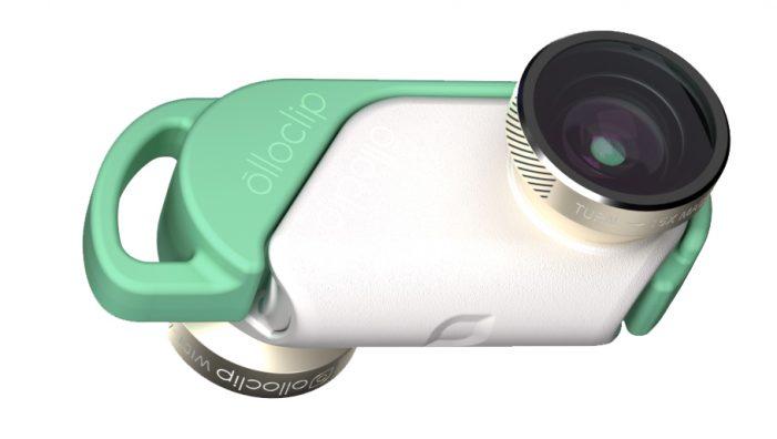 Gadgets imprescindibles: Para lentes inquietas (Olloclip)