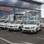 Seat, con más de 6.500 unidades en el primer trimestre, comanda las ventas en renting de automóviles. // FOTOGRAFÍA: SEAT