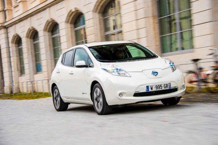 Nissan Leaf: ¿El futuro de la  movilidad corporativa?