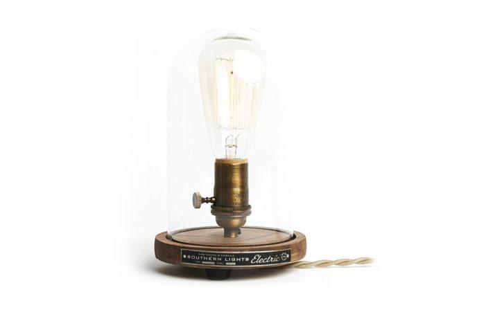 ¿Esa lámpara Southern Light Electric? Sí, ahí le quedará bien