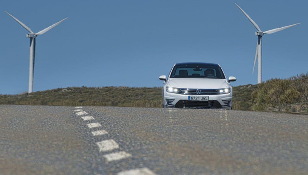 La prueba: VW Passat GTE, nuevos vientos en el mundo de la empresa