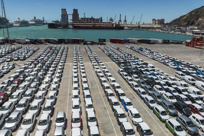 La logística española busca alejarse de su dependencia europea