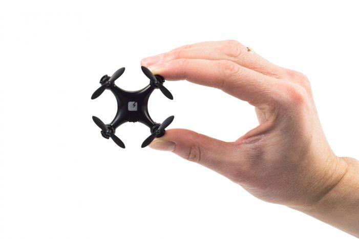 No confunda este dron de TRNDlabs con un bicho