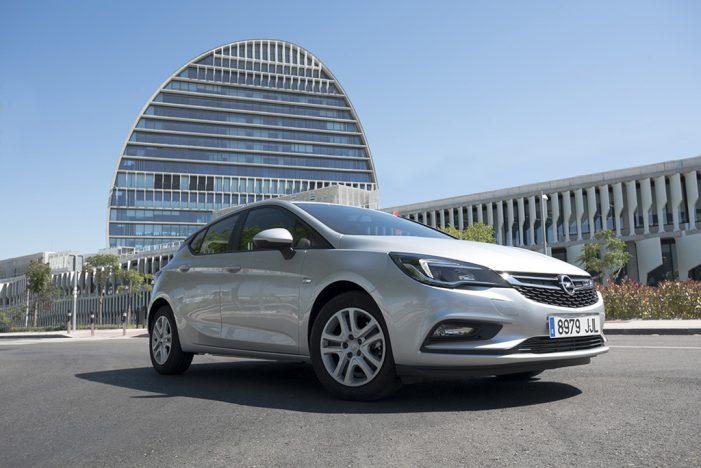 La prueba de Fleet People: Opel Astra 5p Selective 1.6 CDTI 110 CV