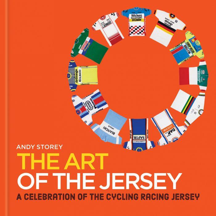 La celebración del maillot de carreras en The Art of the Jersey