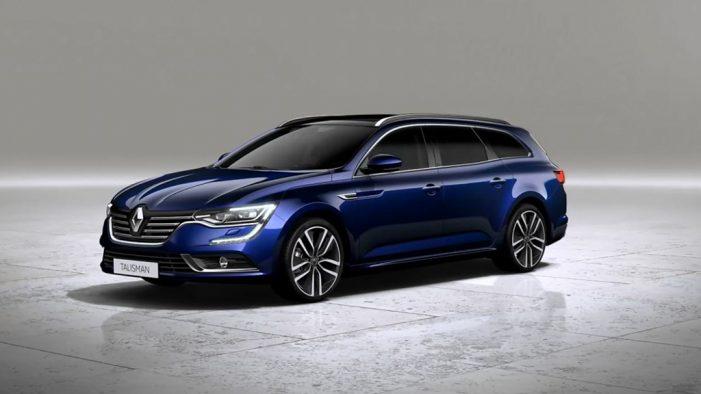 Renault Talisman: Tallado a medida  para el profesional