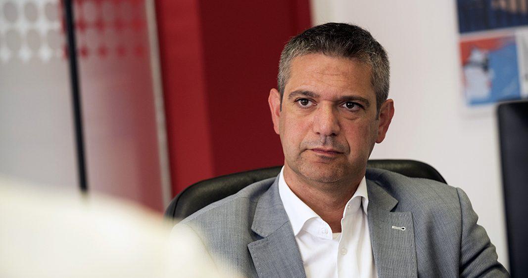 El CEO de Fiat en España, Luca Parasacco, situará la compañía en el top ten de ventas