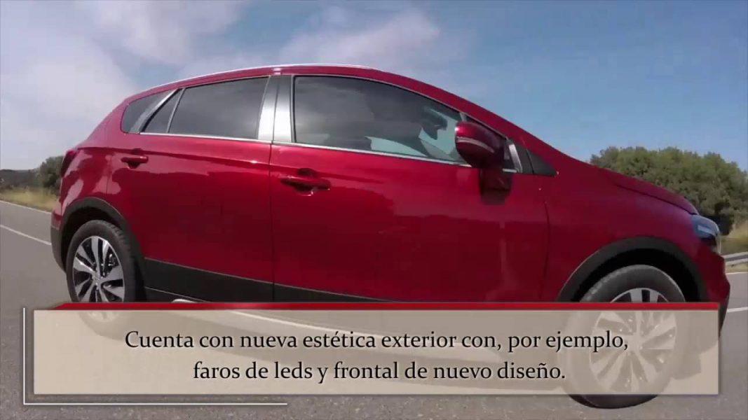 Suzuki S-Cross, un coqueto SUV que puede dar la campanada corporativa