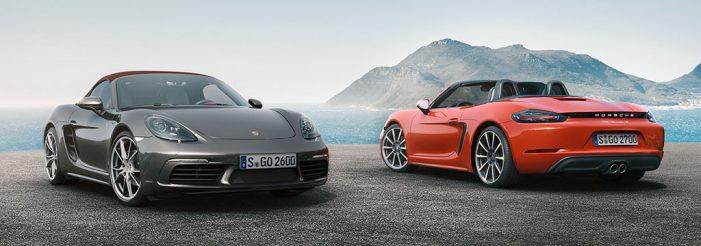 Las ventas de Porsche crecen un 3% en el tercer trimestre del año