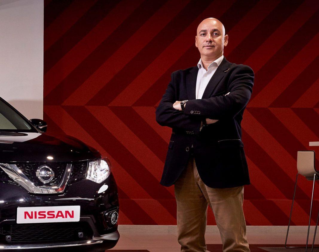 Nissan ficha al director de Comunicación de Anfac