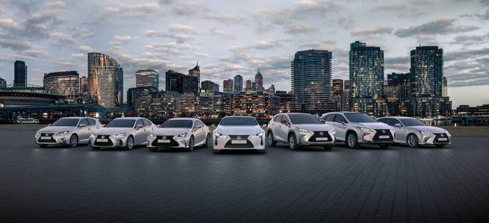 Lexus lanza en España Lexus Business Plus para empresas