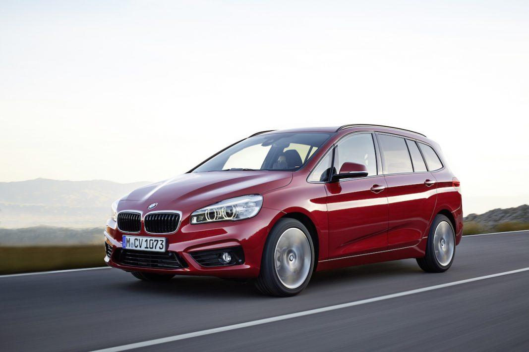 BMW cierra la flota de vehículos más grande de su historia en España