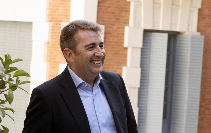 Ricardo Martín, el directivo de flotas que siempre sonríe