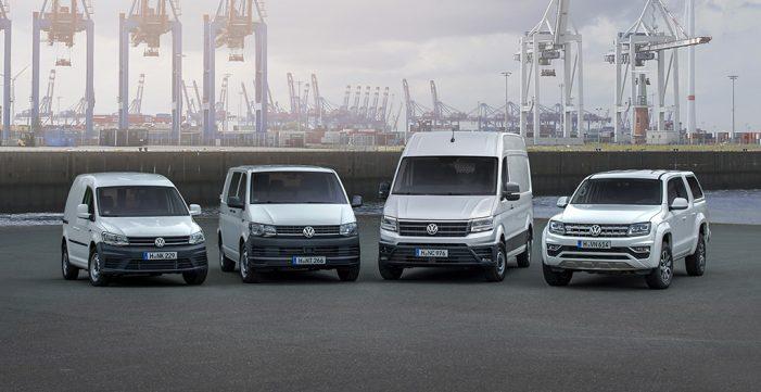 Volkswagen Vehículos Comerciales aumenta un 9,1% sus ventas mundiales