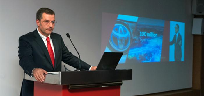 Toyota cerrará 2016 con más de 58.000 unidades vendidas en España