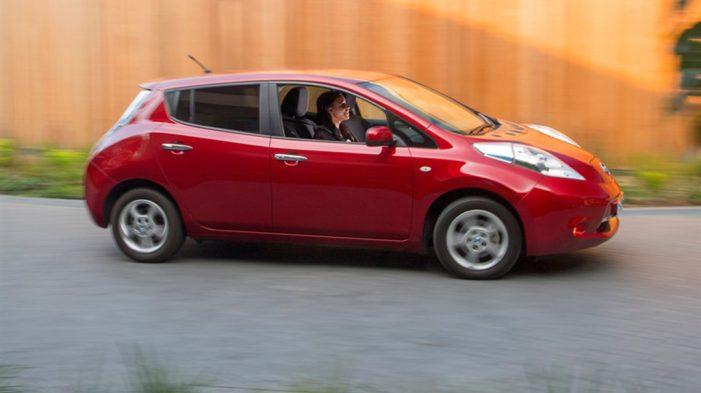 Las ventas europeas de Nissan crecen un 3,3% en octubre