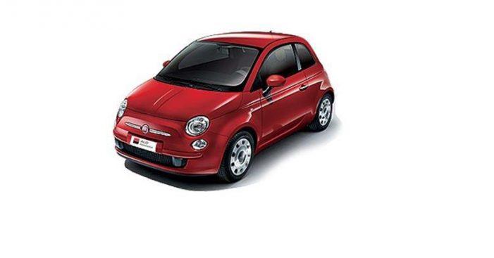 Fiat 500, vehículo del mes de noviembre de ALD Automotive