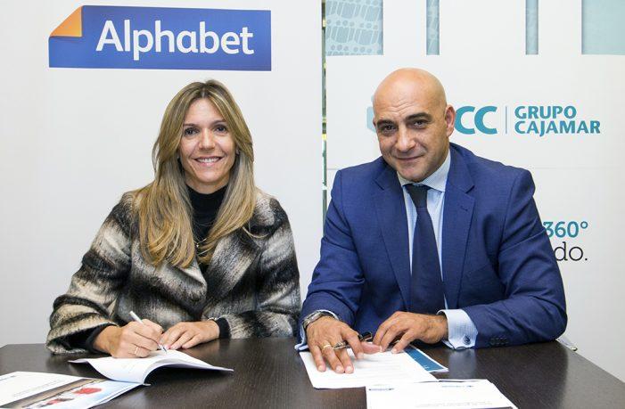 Alphabet y Cajamar se alían para ofrecer renting flexible y vehículos ecológicos