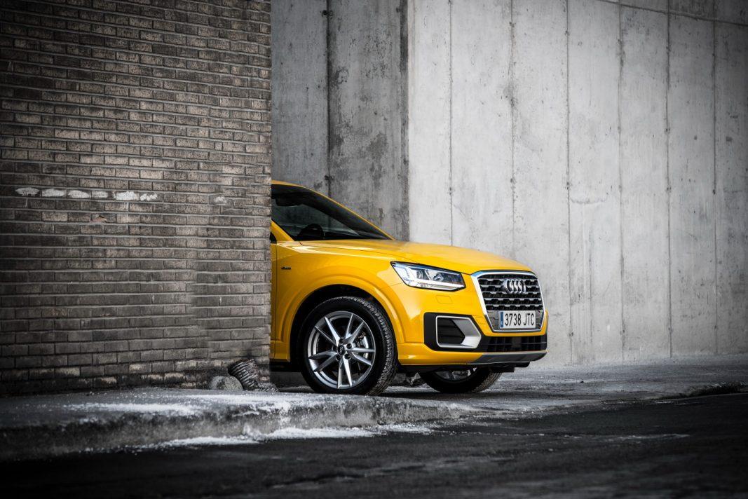 Audi Q2, el SUV comprimido para profesionales inetiquetables